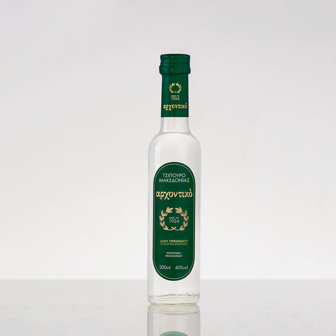 Tsipouro Arhontiko bottle